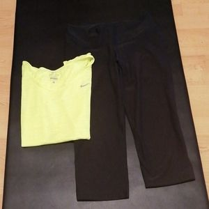 Combo package dri fit